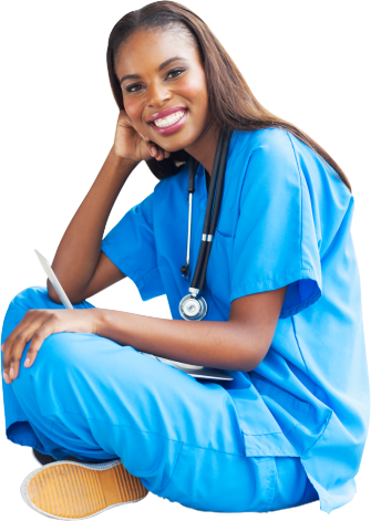 young female nurse
